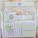 Kit Berço Baby Verde