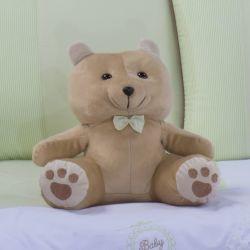 Urso Requinte Baby Verde 31cm