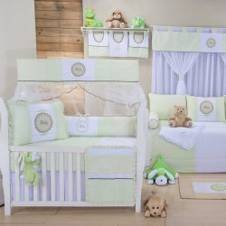 Quarto para Bebê Baby Verde