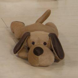 Cachorro Sansão Marrom 61cm