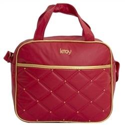Bolsa Maternidade Elegance Vermelha Letoy G