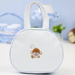 Bolsa Maternidade Baby Zoo Branca