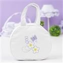 Bolsa Maternidade Borboleta Bel Branca