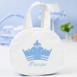 Bolsa Maternidade Príncipe Azul 25cm