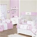 Quarto para Bebê sem Cama Babá Princesa Bailarina