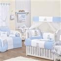Quarto para Bebê Amiguxos Azul VIP