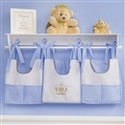 Prateleira Completa Realeza Luxo Azul