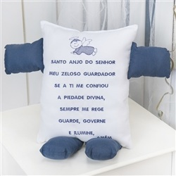 Naninha Realeza Luxo Marinho