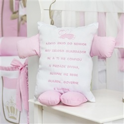 Naninha Realeza Luxo Rosa