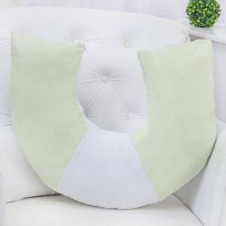Almofada Amamentação Soft Verde