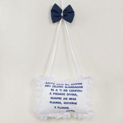Porta Maternidade Oração Santo Anjo Elegance Teddy Marinho