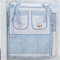 Porta Treco Baby Boy Navy Azul