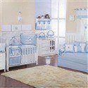 Quarto para Bebê Baby Boy Navy Azul