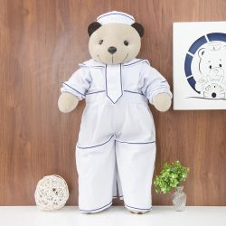 Urso Porta Fraldas Navegador