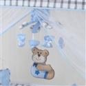 Móbile Baby Bear Azul