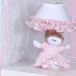 Abajur Boneca Princesa