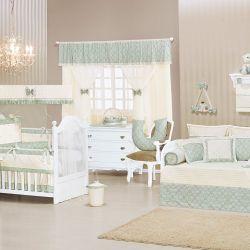 Quarto de Bebê Amore Verde