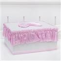Kit Acessórios Bauzinho Rainha Pink
