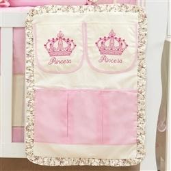 Porta Treco Imperial Rosa Floral