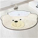 Tapete Baby Urso Marinheiro Palha