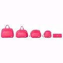 Conjunto de Bolsas Maternidade Majestade Pink