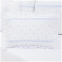 Almofada Retangular Marselle Azul