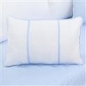 Almofada Retangular Cavalinho Azul