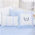 Almofadas Decorativas Cavalinho Azul