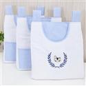Porta Fraldas Varão Cavalinho Azul