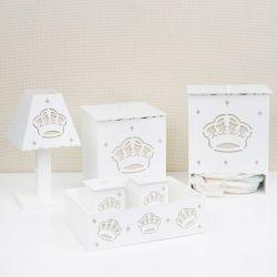Kit Higiene Majestade Real Palha
