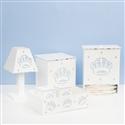 Kit Higiene Majestade Real Azul