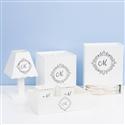 Kit Higiene Marselle Marinho com Inicial do Nome Personalizada