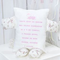 Naninha Glamour Floral Rosê