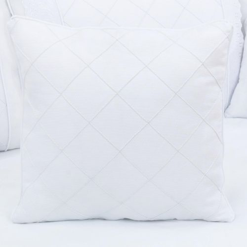 Almofada Nervura Branco