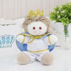 Lembrancinha Maternidade Bonequinho Príncipe Dudu