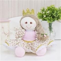Bonequinha Princesa Levine