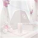 Abajur Realeza Rosa Premium