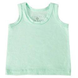 Camiseta Regata Verde Prematuro