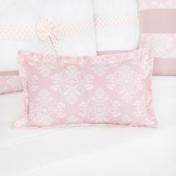 Almofada Retangular Nobless Rosé