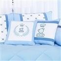 Almofadas Decorativas Classic Azul