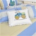 Almofadas Decorativas Aventura Azul