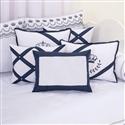 Almofadas Decorativas Elegance Marinho