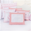 Almofadas Decorativas Elegance Rosé