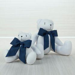 Ursos Elegance Marinho