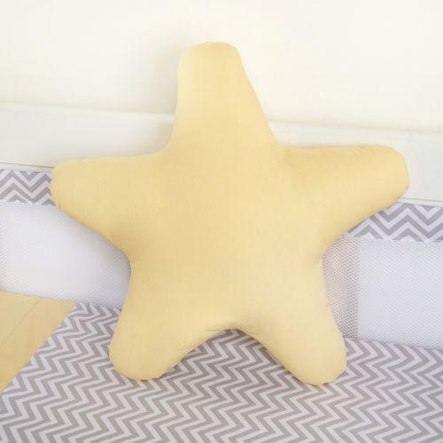 Almofada Estrela Amarela 30cm
