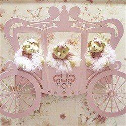 Painel Carruagem Linda Flor