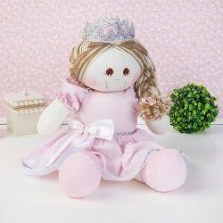 Boneca Princesa Cristal