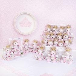 Lembrancinhas Maternidade Boneca Princesa Primavera P