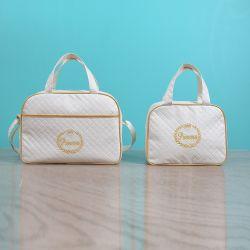 Conjunto de Bolsas Princesa Branco