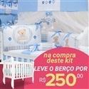Kit Berço Gabriel + Berço Mila